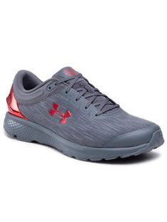 Under Armour Buty Ua Charged Escape 3 Evo Chrm 3024620-100 Szary