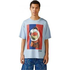 T-shirt męski Versace Jeans wiosenny