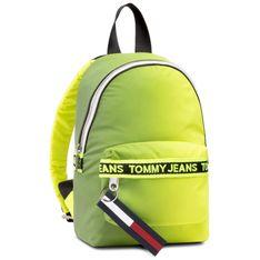 Plecak TOMMY JEANS - Tjw MiniLogo Tape Bpack Reflect AW0AW09892 LT3
