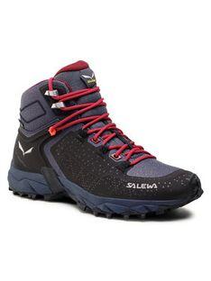 Salewa Trekkingi Ws Alpenrose 2 Mid Gtx GORE-TEX 61374-0988 Granatowy