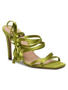 Pinko Sandały Clematis 1 Sandalo. PE 21 BLKS1 1H20UE Y72D Zielony