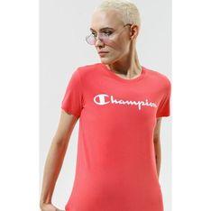 Bluzka damska Champion z krótkim rękawem na wiosnę