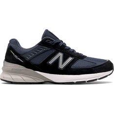 Buty sportowe męskie New Balance wiązane czarne