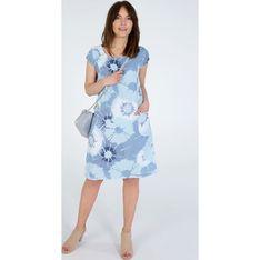 Sukienka Unisono mini w kwiaty