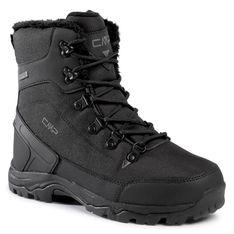 Śniegowce CMP - Railo Snow Boot Wp 39Q4877  Nero U901