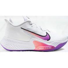 Nike buty sportowe męskie zoom białe sznurowane