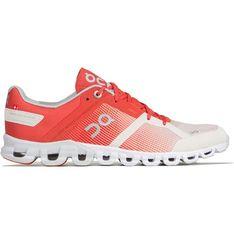 Buty sportowe damskie On Running różowe płaskie