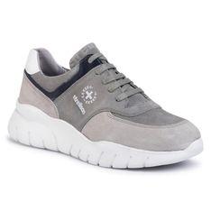 Sneakersy STRELLSON - Kilburn 4010002817  Grey 800