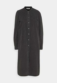 ONLY Tall - Sukienka jeansowa - czarny denim