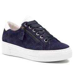 Sneakersy GABOR - 66.465.36 Bluette/Weiss