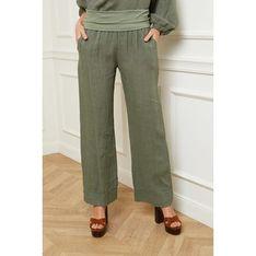 Spodnie damskie Fleur De Lin