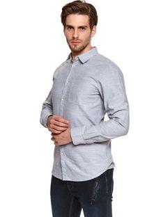 Koszula z miękkiej tkaniny