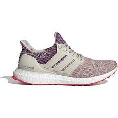 Buty sportowe damskie Adidas dla biegaczy w abstrakcyjne wzory wiązane na wiosnę