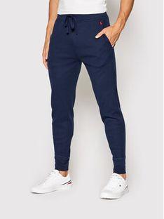 Polo Ralph Lauren Spodnie dresowe Spn 714830285001 Granatowy