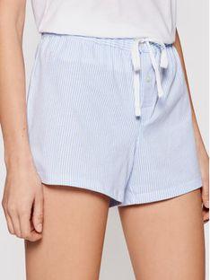 Lauren Ralph Lauren Szorty piżamowe ILN11794 Niebieski