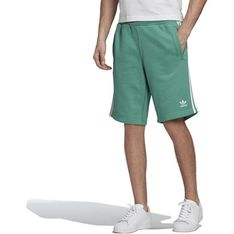Spodenki sportowe Adidas bawełniane
