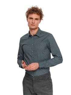 Koszula w retro wzór