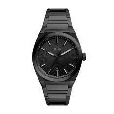 Zegarek FOSSIL - Everett FS5824  Black/Black