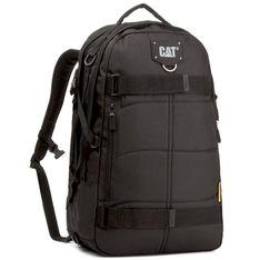 Plecak CATERPILLAR - Bryan 83433-01 Black