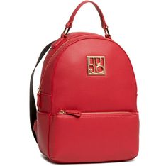 Plecak LIU JO - M Backpack AA1116 E0017 True Red 91664