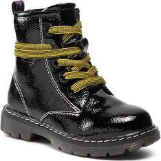 Buty zimowe dziecięce Tom Tailor wiązane
