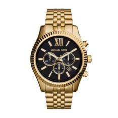 Zegarek MICHAEL KORS - Lexington MK8286 Gold/Gold