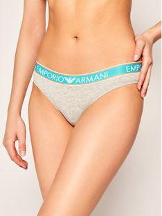 Emporio Armani Underwear Komplet 2 par fig klasycznych 163334 0P317 05548 Szary