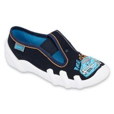 Befado obuwie dziecięce  290X222 czarne