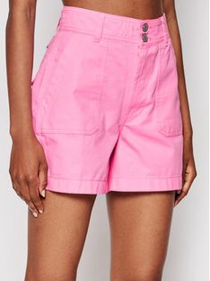 Tommy Jeans Szorty jeansowe Harper DW0DW09753 Różowy Regular Fit