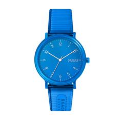 Zegarek SKAGEN - Aaren SKW6602 Blue/Blue