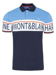 Koszulka Polo Harmont & Blaine