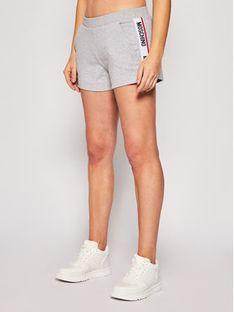 MOSCHINO Underwear & Swim Szorty materiałowe 4303 9012 Szary Regular Fit