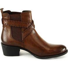 Botki Manoukian Shoes na jesień