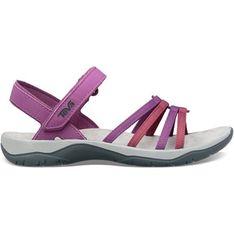Sandały damskie Teva na rzepy