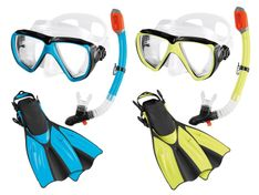 CRIVIT® Profesjonalny zestaw do snorkelingu