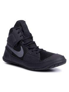Nike Buty Fury A02416 010 Fioletowy
