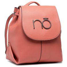 Plecak NOBO - NBAG-K2310-C004 Różowy