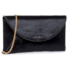 Torebka COCCINELLE - GV3 Mini Bag E5 GV3 59 02 30 Noir/Noir 001