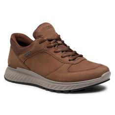 Sneakersy ECCO - Exostride M Low Gtx GORE-TEX 83530401482  Cocoa Brown