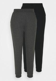 Even&Odd - Spodnie treningowe - czarny