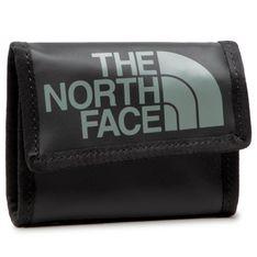 Duży Portfel Męski THE NORTH FACE - Base Camp Wallet NF00CE69JK31  Tnf Black