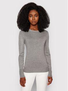 Guess Sweter Elinor W1YR02 Z2V60 Szary Slim Fit