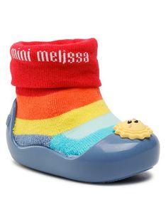 Melissa Trzewiki Mini Melissa Alpha Play Sunny 33226 Kolorowy