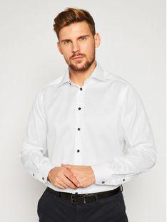 Eton Koszula 100001729 Biały Regular Fit