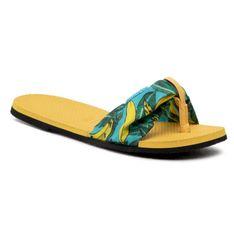Japonki HAVAIANAS - You St. Tropez 41407140776 Gold Yellow