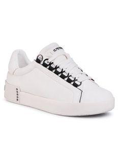 SuperTrash Sneakersy Lina Ced W 2011 001505 Biały