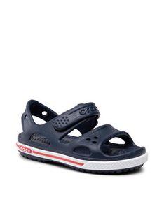 Crocs Sandały Crocband II Sandal 14854 Granatowy