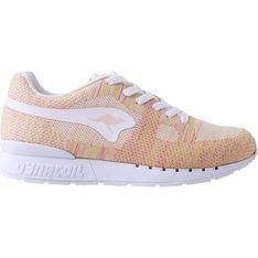 Kangaroos buty sportowe damskie sneakersy na płaskiej podeszwie