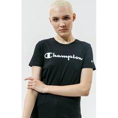 Bluzka damska Champion z okrągłym dekoltem