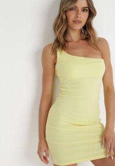 Żółta Sukienka Callironei